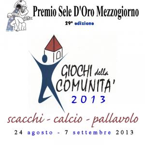 Giochi della Comunità 2013