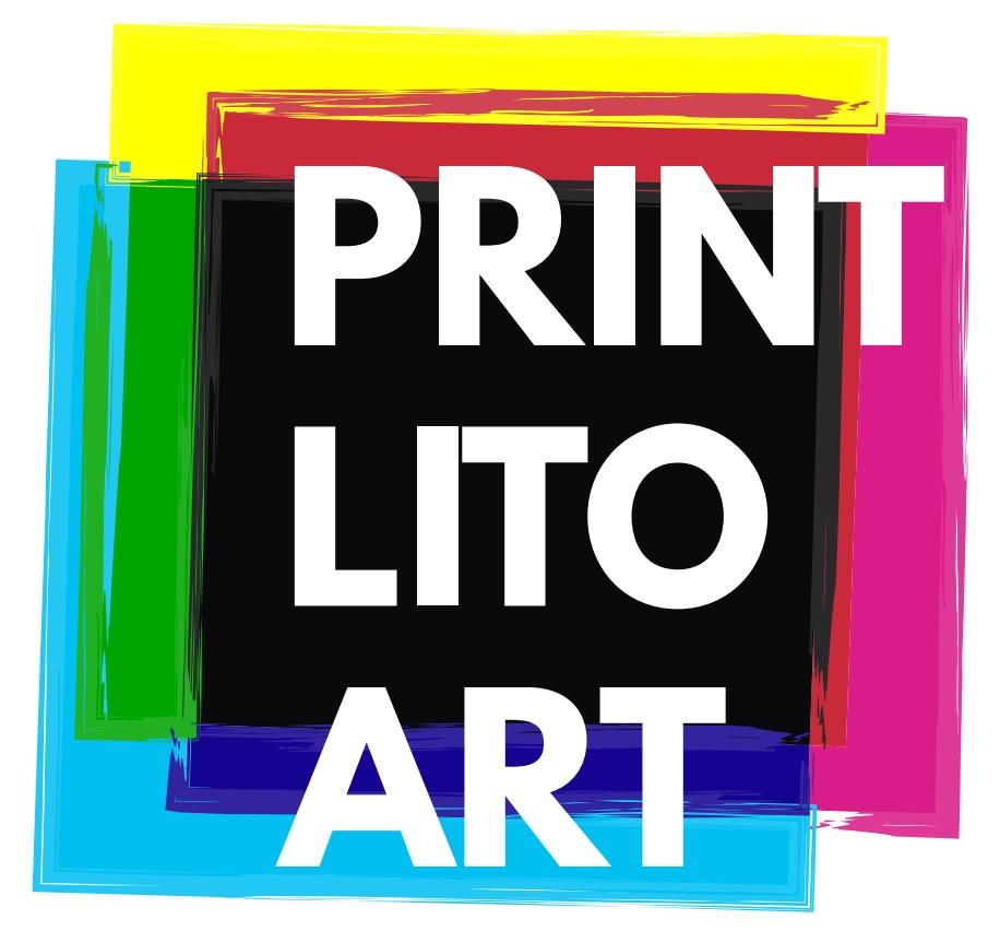 print lito art